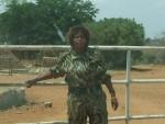 Tina Turner in Zambia