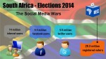 South Africa Election 2014 - The Social Media Wars