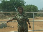 Tina Turner in Zambia