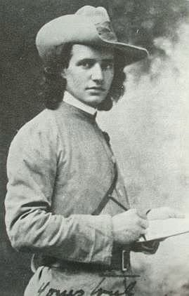 A young Fritz Duquesne