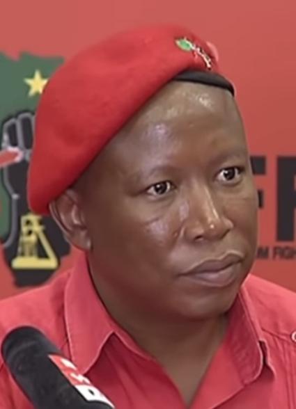 Julius Malema is a Pan-Africanist fascist