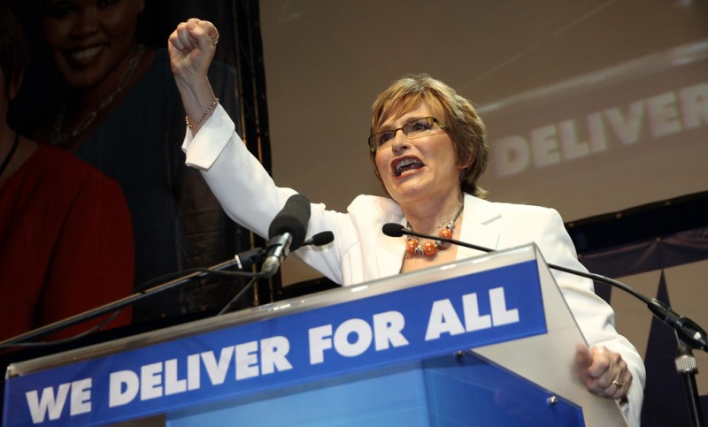 Helen Zille - classical liberal